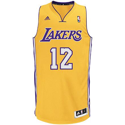Conjunto Lakers Adidas