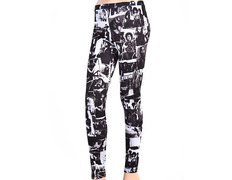 new concept b42c7 66895 K1X Leggings Whoop Whoop (negro blanco)