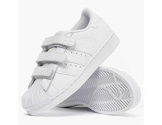 hot sales e27b6 58ece Adidas Superstar Foundation CF Infantil (blanco)