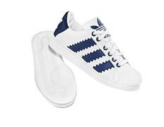cheaper ce732 2f969 Adidas Ultrastar XL Niño (28-35) (Branco Marino)