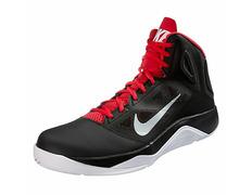 new style 0ea55 16eb4 Nike Dual Fusión BB II (005 negro rojo blanco)