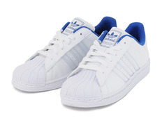 premium selection 61a39 b6ea2 Adidas Superstar 2 IS K (36-39brancoazul)