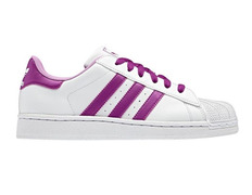 new product ed0f2 4d845 Adidas Superstar 2 J (36-39brancorosado)