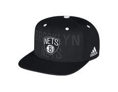 Adidas NBA Gorra Brooklyn Nets Anthem Hat (negro blanco) ed5c5a44cb9