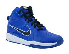 new arrival ee6bf 3f20f Nike Team Hustle D 6 (GS) (400 royal blanco negro