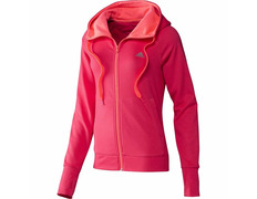 outlet store bb0e2 5a767 Adidas Prime Hooded Jacket (rosado)
