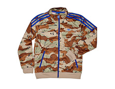 big sale 918e1 05763 Adidas Junior Style Firebird Jacket (camo-azul)