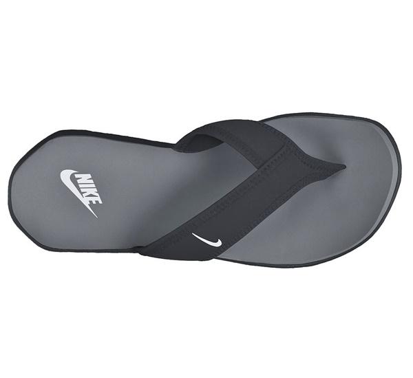 elevación sanar Sala  Nike Chanclas Celso Thong Plus (020/negro/gris)