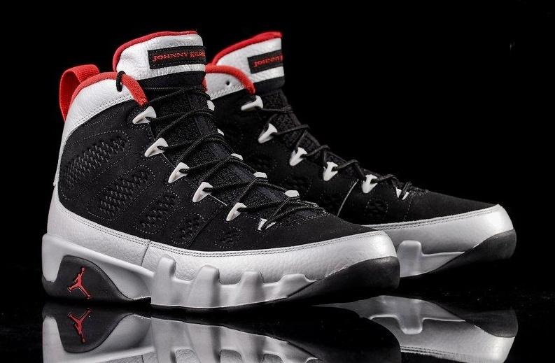 888ea62b28e Air Jordan 9 Retro (012 preto gris vermelho)