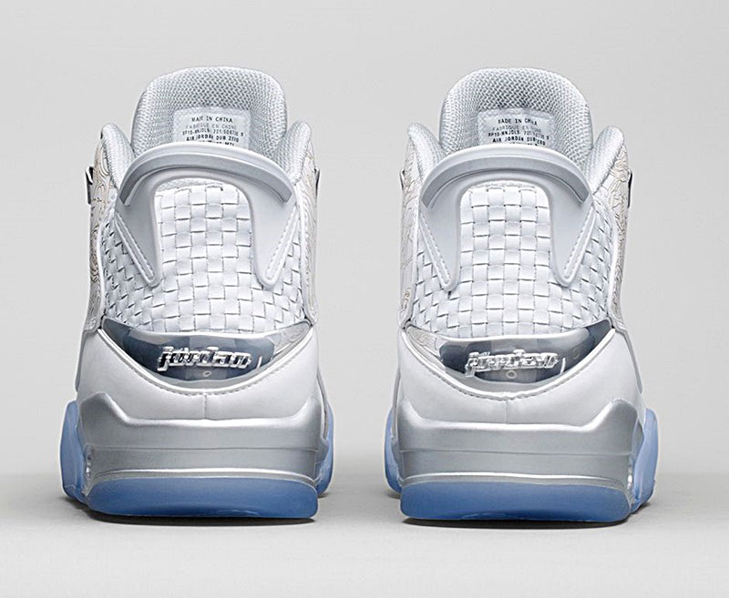 Zapatillas Basket Air Jordan Dub Zero Laser