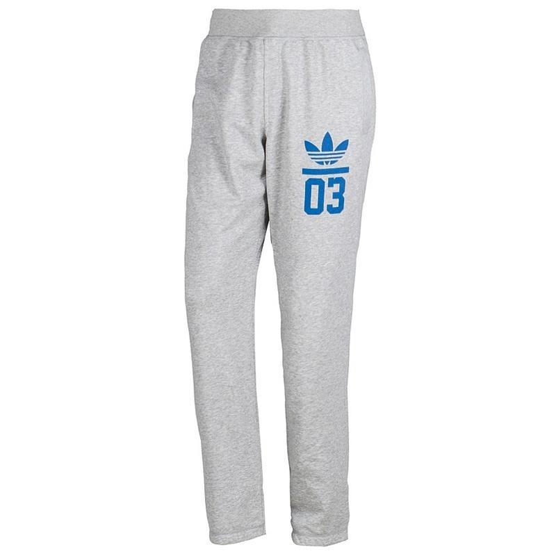 Pants Originals Sweat Adidas Pantalón 3foil gris dIwpat