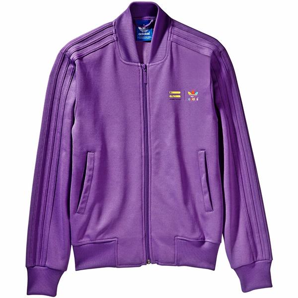 Adidas Originals Chaqueta Mono Color Superstar Pharrell Williams