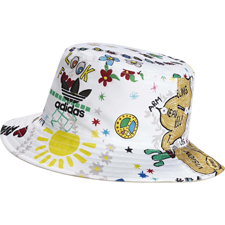 Adidas Originals Artist Bucket Hat Reversible Pharrell Williams  (multicolor) b28606de98c7