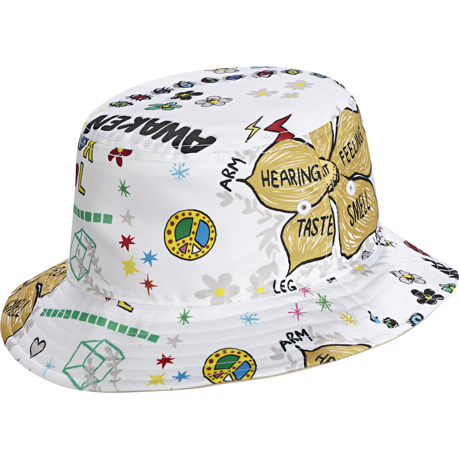 ... Adidas Originals Artist Bucket Hat Reversible Pharrell Williams  (multicolor) 1ea620500