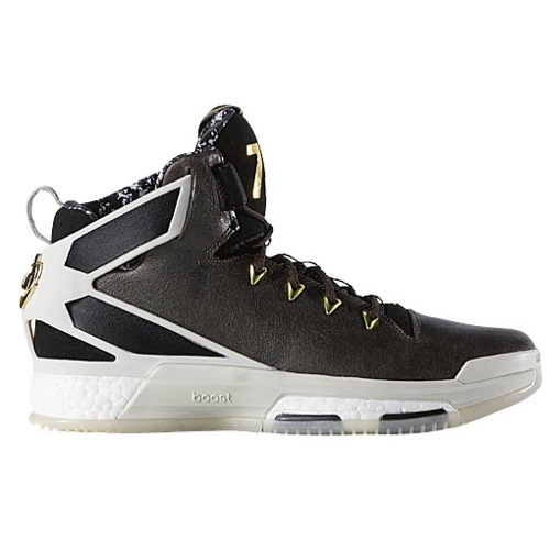 Adidas D Rose 6 Boost BHM (negro/marrón/blanco/