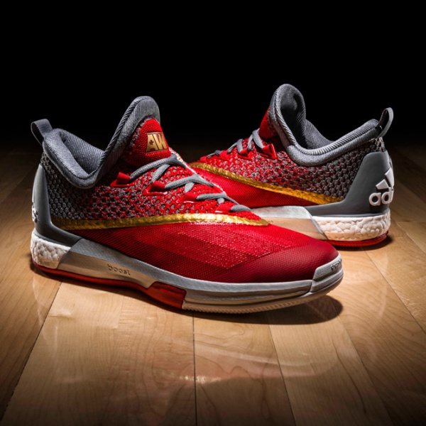 new style 6905d 4b0ac ... Adidas Crazylight Boost 2.5 Low PE AW