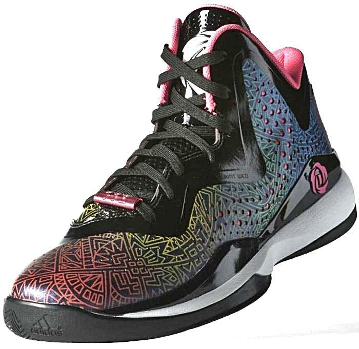 0c461b2fdc Zapatillas de Baloncesto Adidas Zapatillas D-Rose 773 III