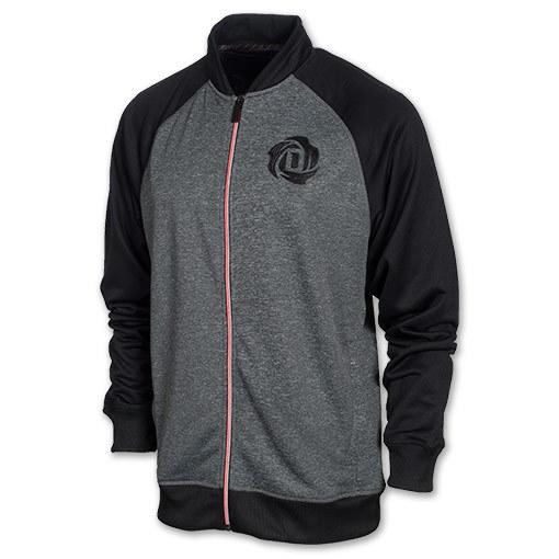 Adidas D-Rose Track Jacket Men´s (cinza preto) fd96066cc026