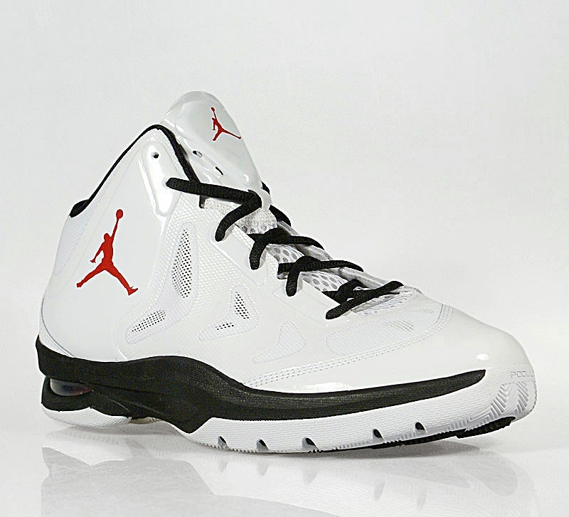 uk availability 5445d 6d4fb Jordan Play In These II (101 white red black)