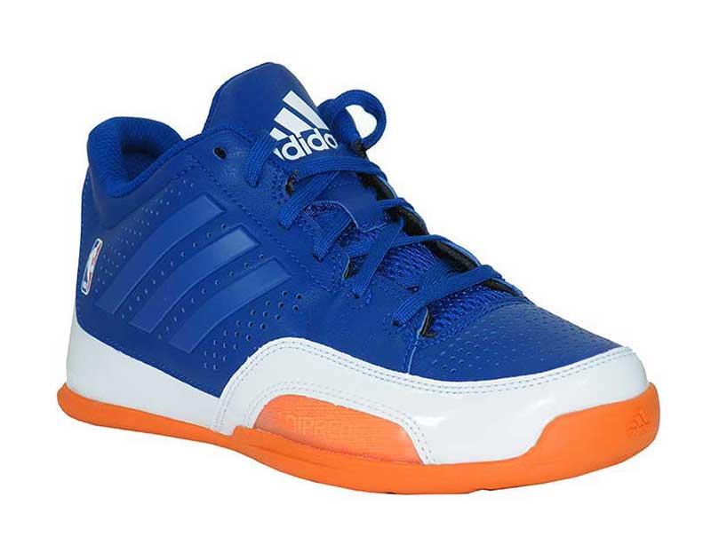 Nba Zapatillas 2015 azulnaranjablanc Series Adidas 3 Knicks 8F4q4vI