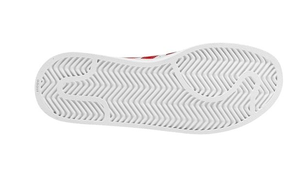 ... Adidas Superstar 2 Junior (36-40 branco vermelho azul) 08b672b807c50
