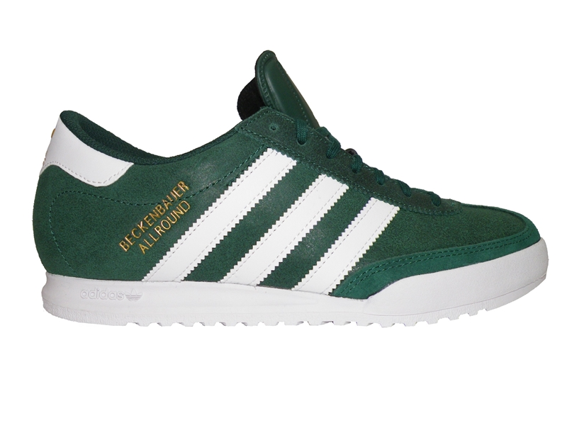 Adidas Beckenbauer Trainers Whitenavygold | Adidas