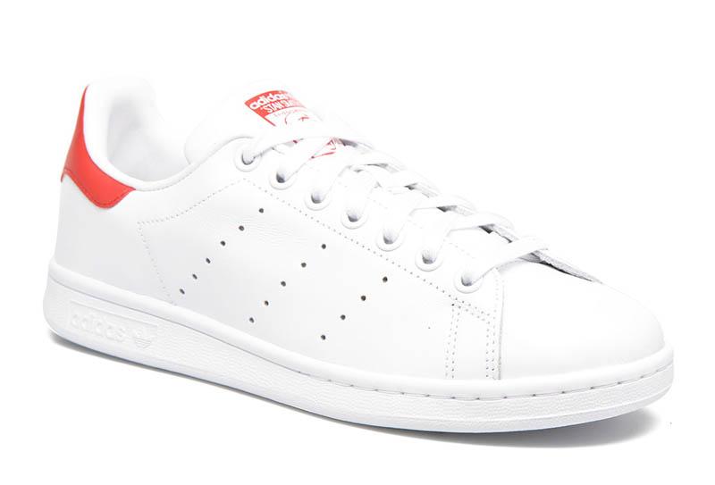 059e0936534a3 Adidas Originals Stan Smith (white red) - manelsanchez.pt