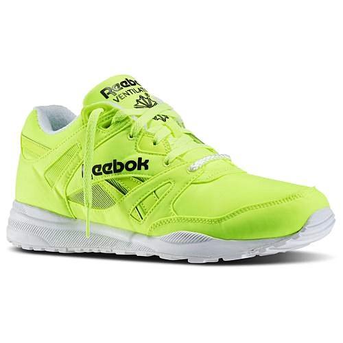 Tenis Adidas Breeze Fluorescente