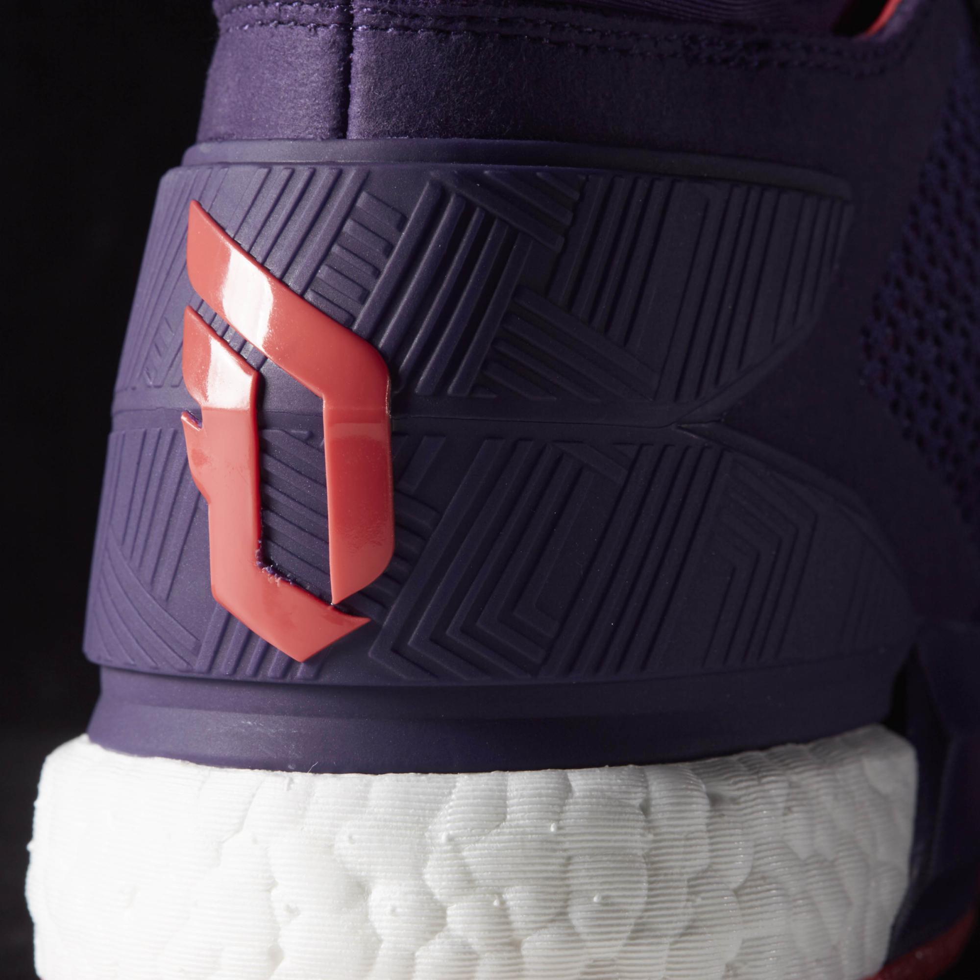 Adidas D Lillard 2 Boost Primeknit