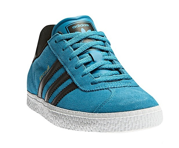 low priced 9f762 188a6 Adidas Gazelle 2 Junior (turquesapreto), ...