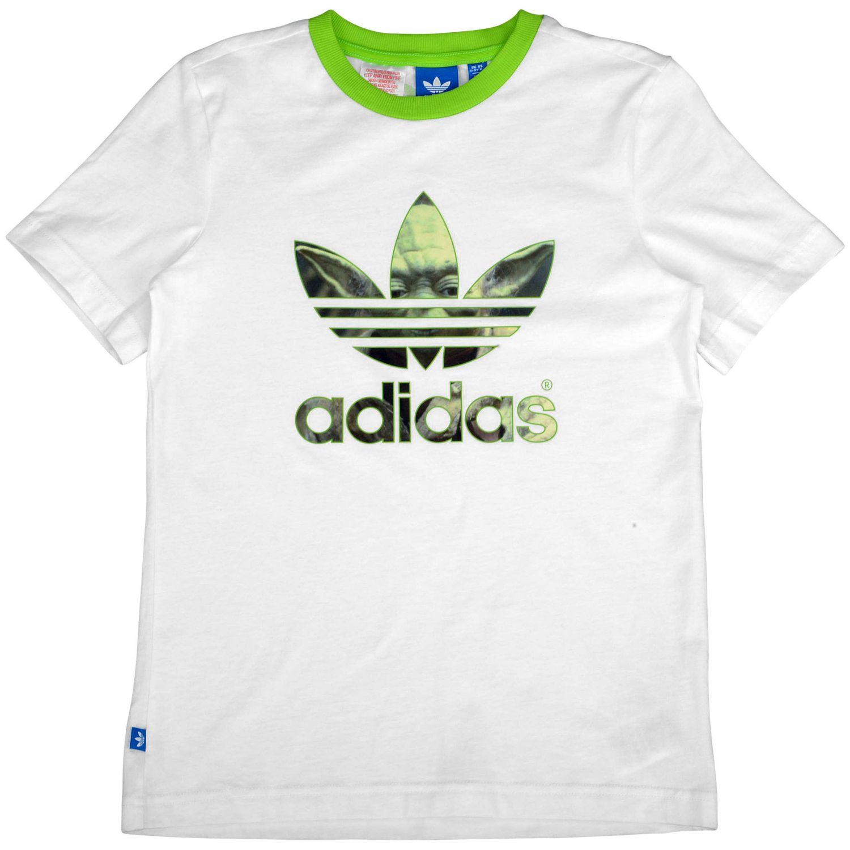 Camiseta Branca Adidas