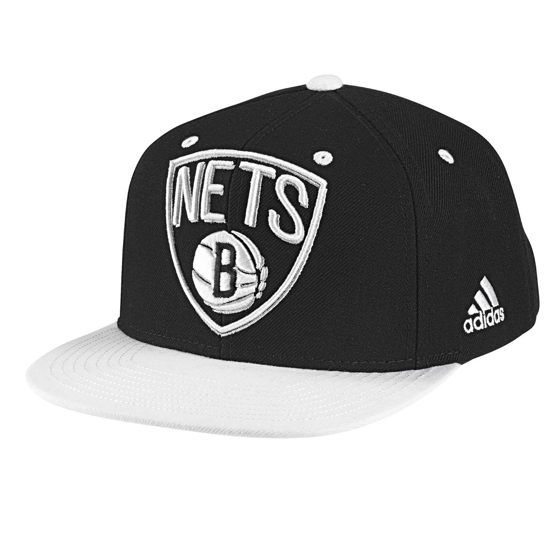 Adidas NBA Gorra Brooklyn Nets (negro blanco) 16999b313ce