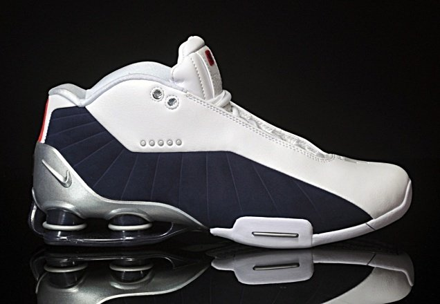 abf4d1cefdbca2 ... italy nike shox bb4 hoh vince carter dream team 100 white navy 6a951  c8b5b