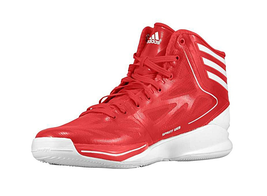 ... Adizero Crazy Light 2 (red/white), ...