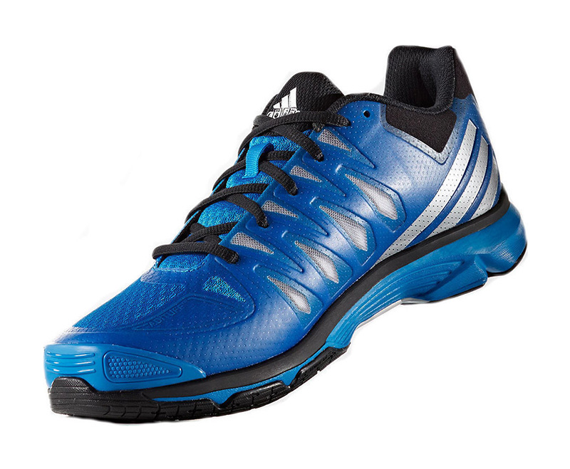 Adidas Boost Volley Response 2.0 (blue black silver) 285e800bbff8f