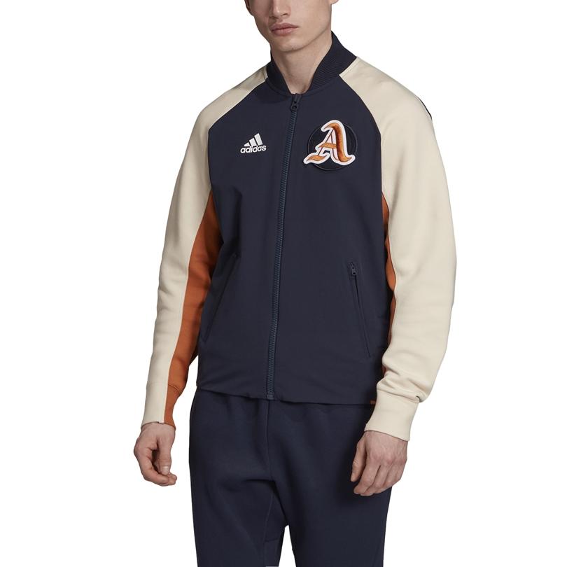 Adidas Men´s Varsity Jacket (Legend Ink/ Linen)