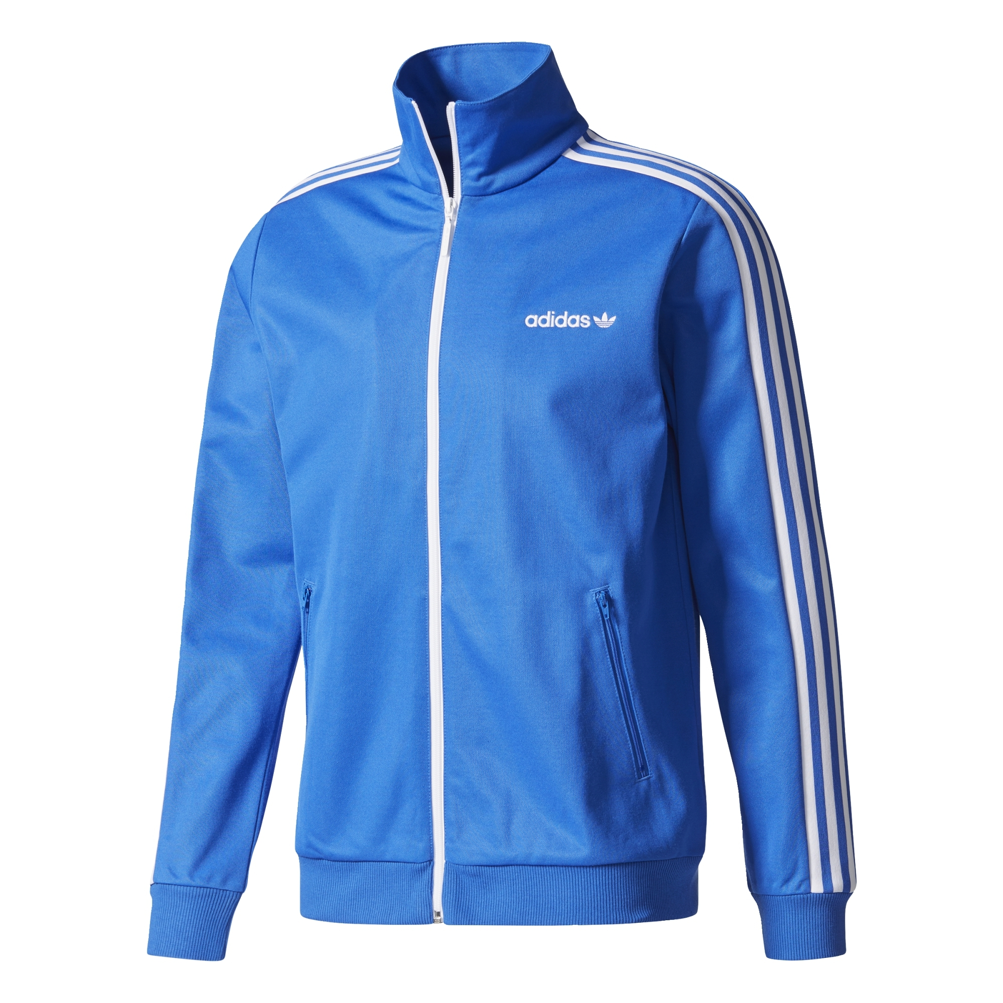 0620c709c199 Adidas Originals Beckenbauer Track Top (blue white)