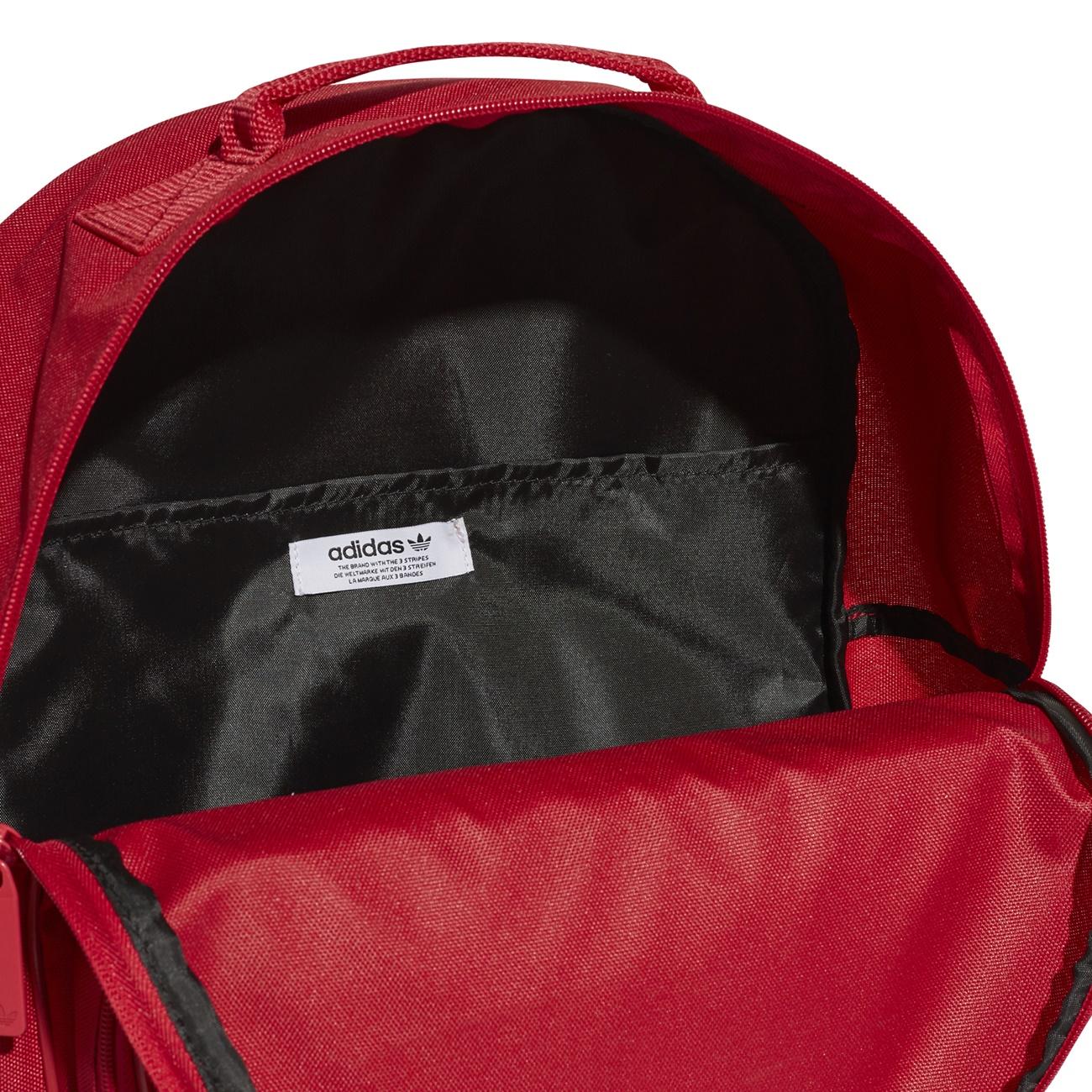 Adidas Originals Classic Trefoil Backpack Burgundy e1a124c680658