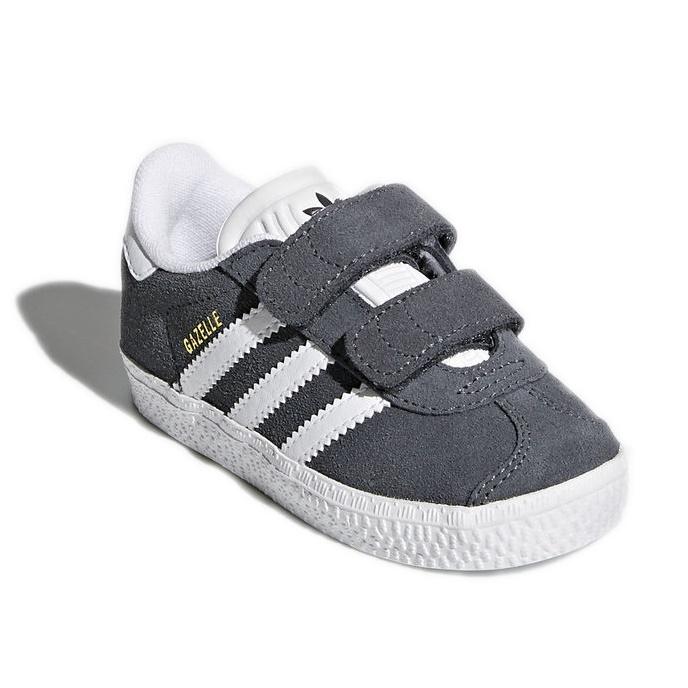 78ee7f3a808 Adidas Originals Gazelle Bebé CF I Grey - manelsanchez.pt