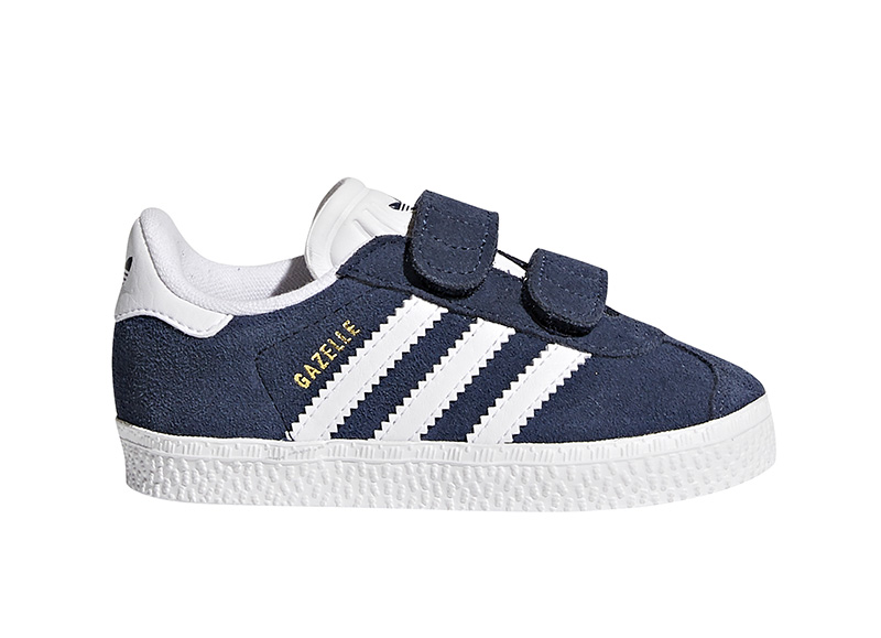 reputable site 99866 971d4 Adidas Originals Gazelle Bebé CF I Navy