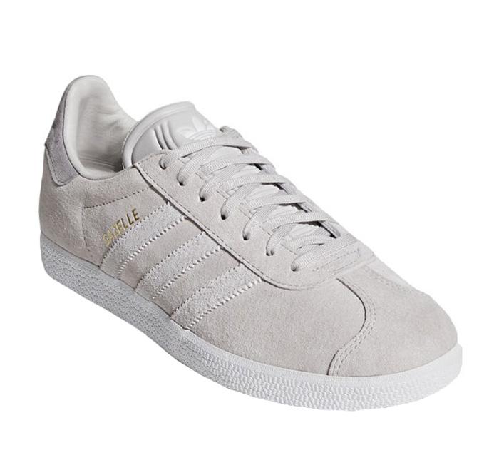 Tenis Adidas GAZELLE Ftwr WhiteGrey One F17Ftwr White 38