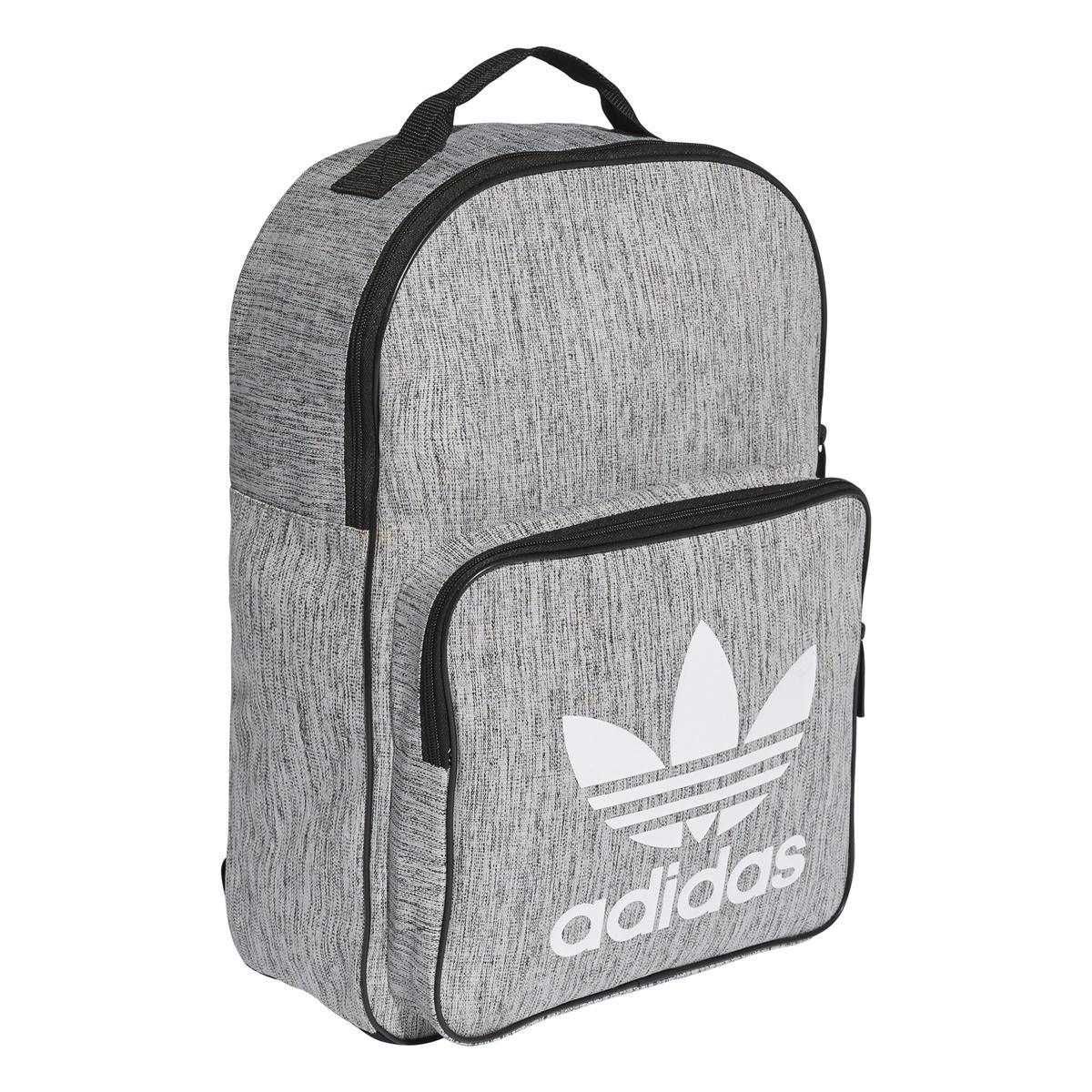 0ba4950b3 Adidas Originals Mochila Classic Casual Trefoil Grey