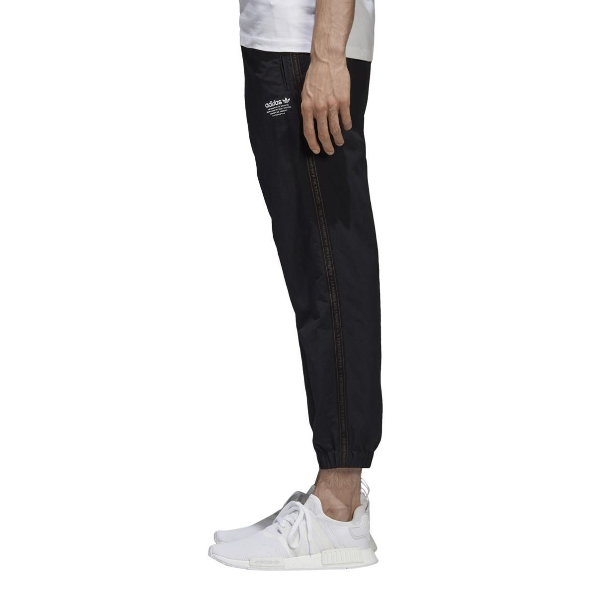 super popular c70aa 02a19 Adidas Originals NMD Track Pants Black