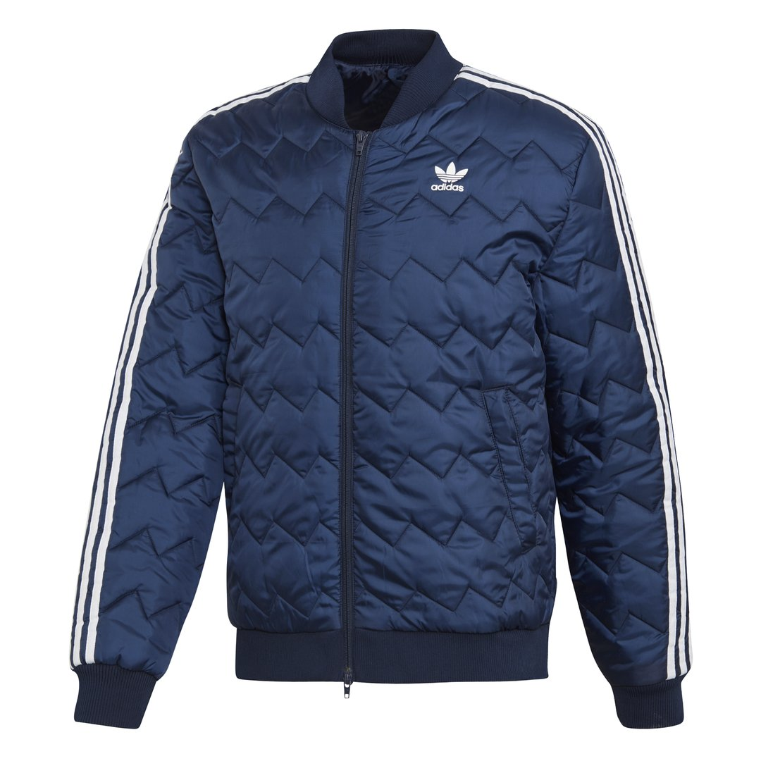 Adidas Originals SST Quilted Jacket (Collegiatenavy)
