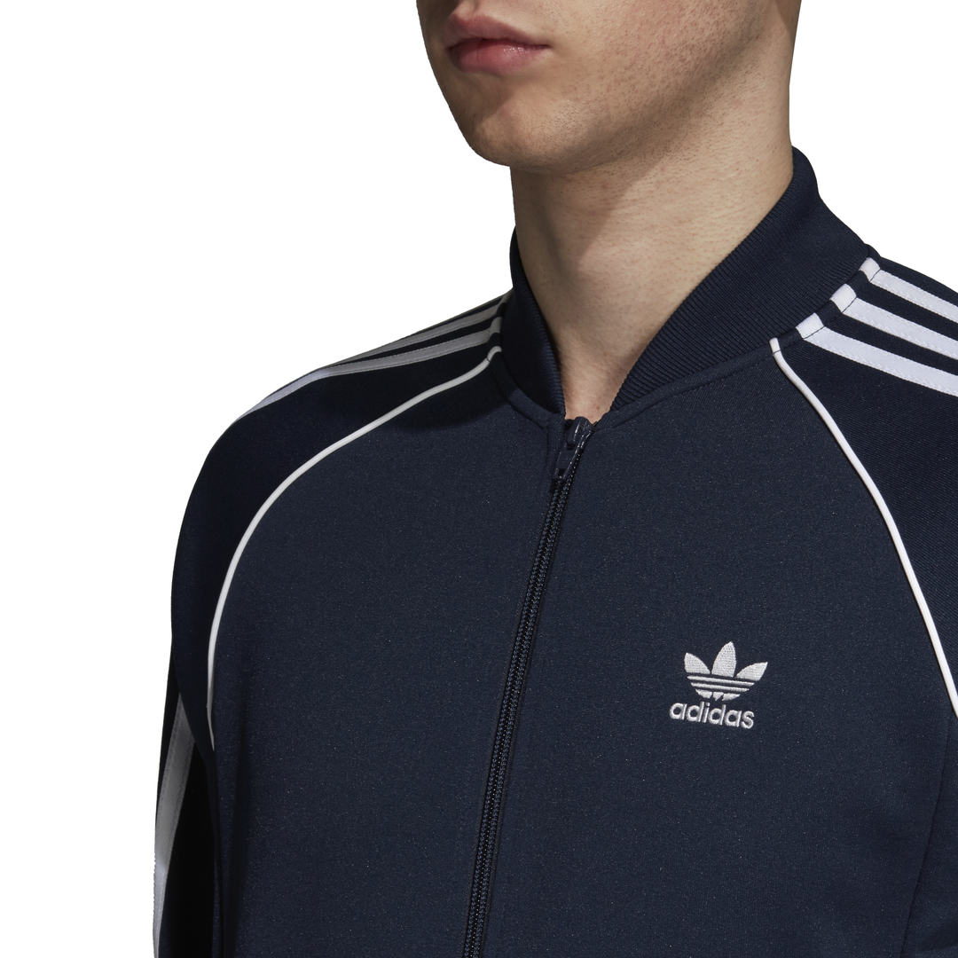 7ce0dd5b4f7 Adidas Originals SST Track Jacket (collegiate  navy)