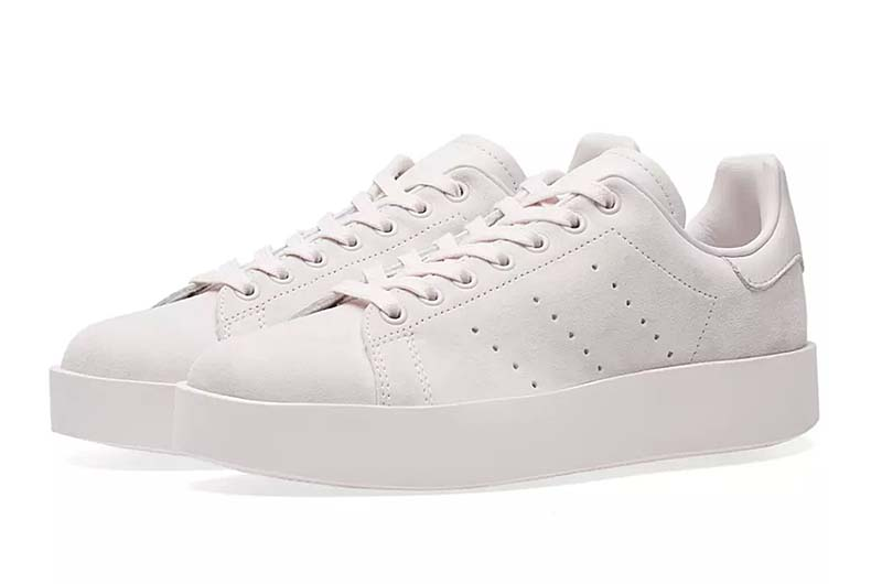 eca887ec4f6 Adidas Originals Stan Smith Bold Platform