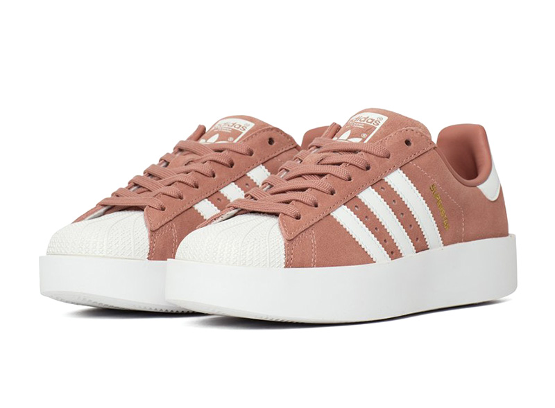 Adidas Originals Superstar Bold Platform