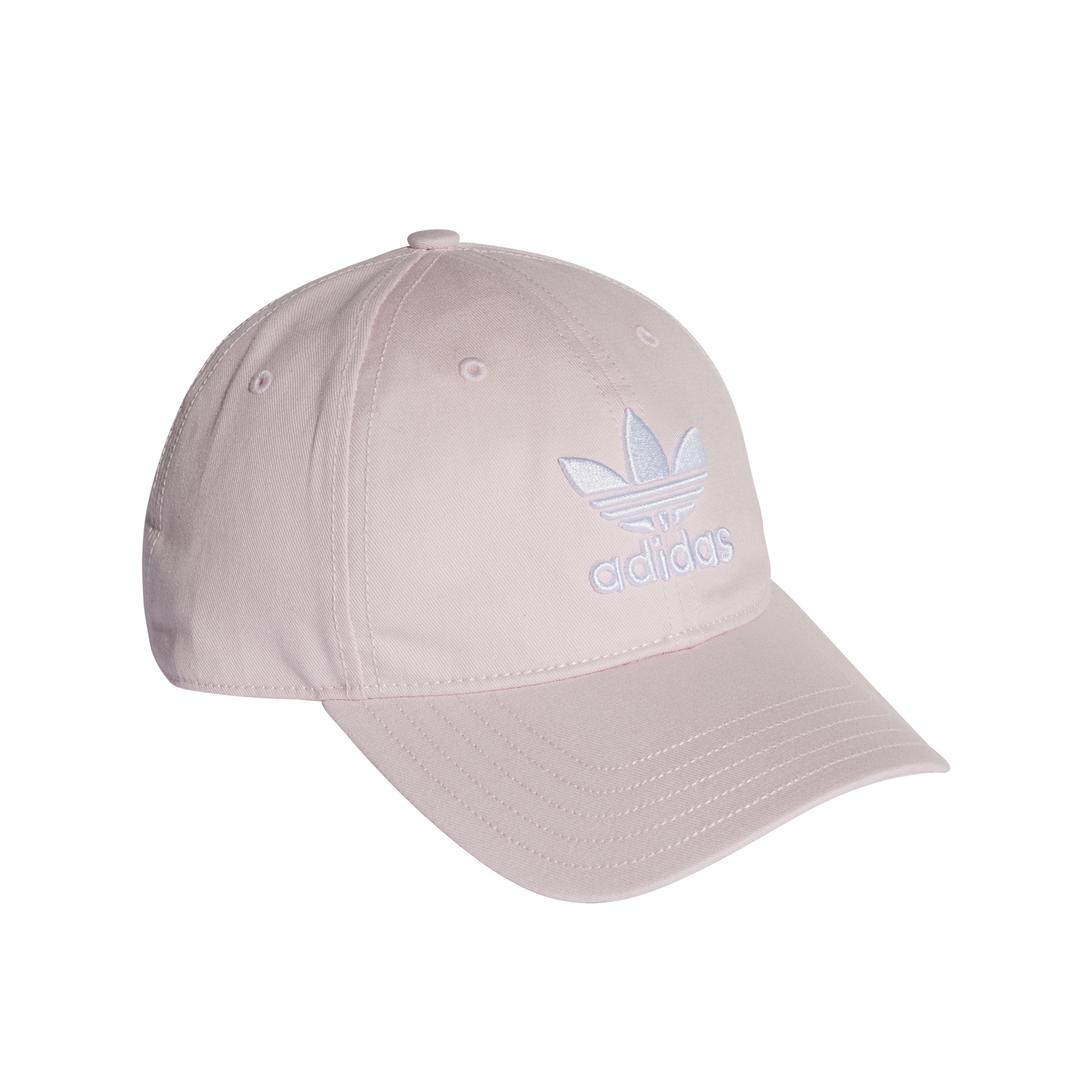 9720488f214 Adidas Originals Trefoil Classic Cap (clear pink)