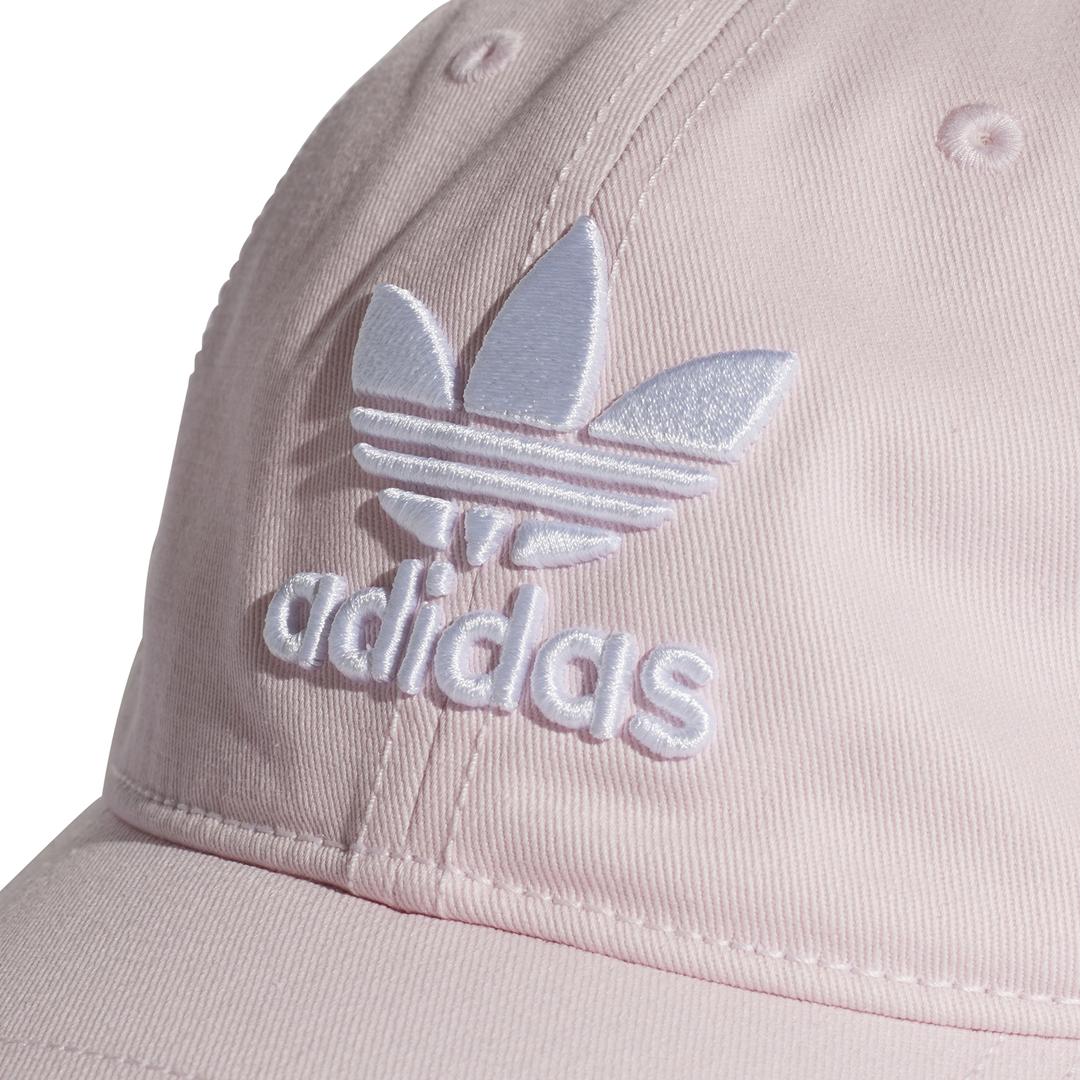 Adidas Originals Trefoil Classic Cap (clear pink) 74100d4b0e2