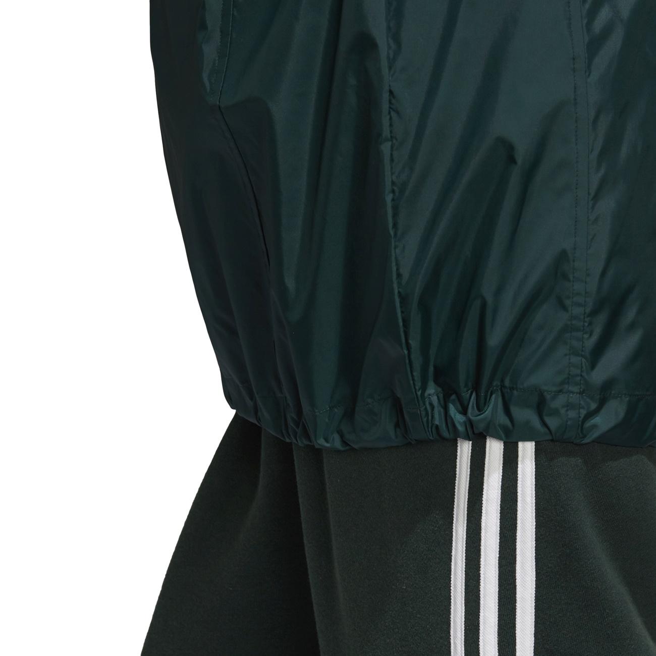 ... Adidas Originals Trefoil Manager Coat Jacket c141963ce85